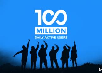 Truecaller users 100 million