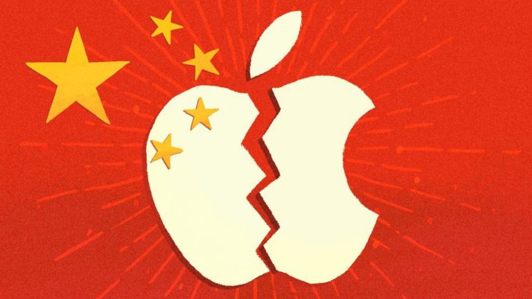 The Ban On Apple In China Could Bring A Fortune For Huawei