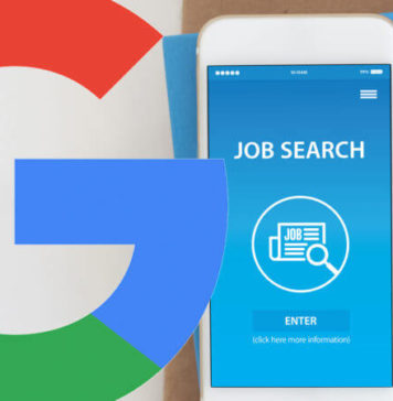 google jobs in india search results