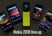 nokia 2018 phones Nokia 8 Sirocco