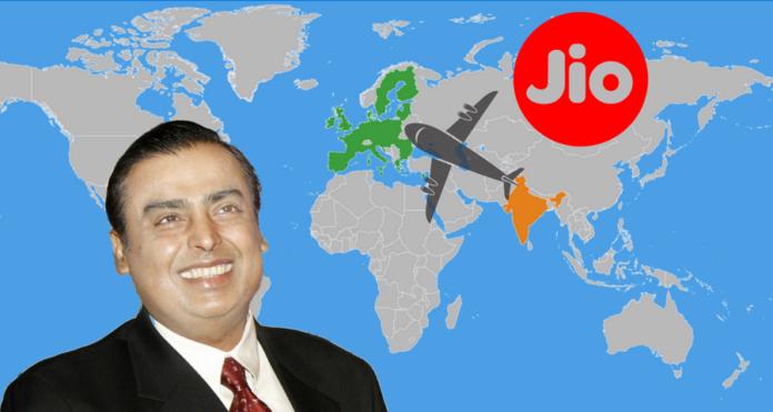Jio going global