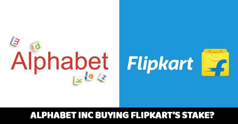 alphabet buying flipkart stake