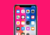 update iOS apps for iPhone x