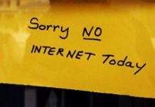 india internet shutdowns 2017-18