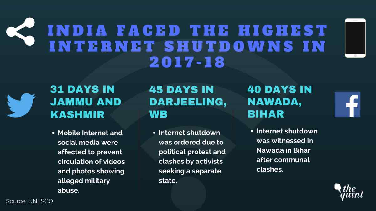 internet shutdowns in india 2017