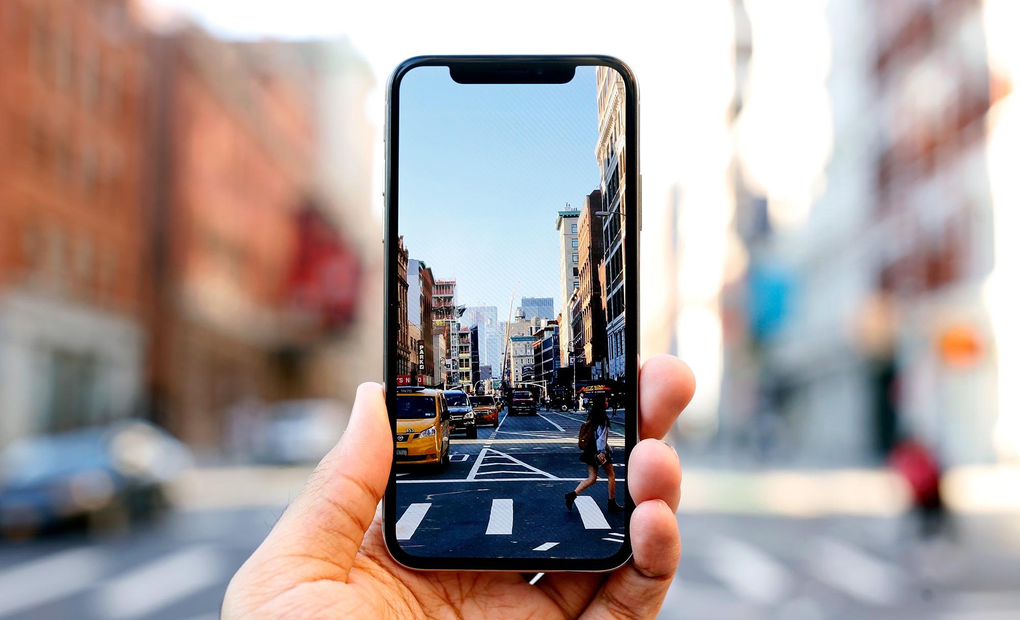 iphone X plus triple camera