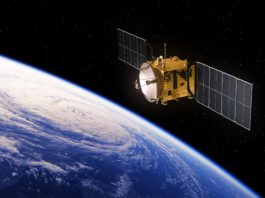 facebook internet satellite