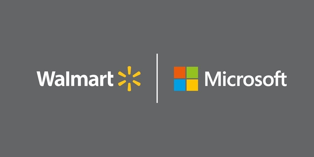 Microsoft Walmart Cloud Deal