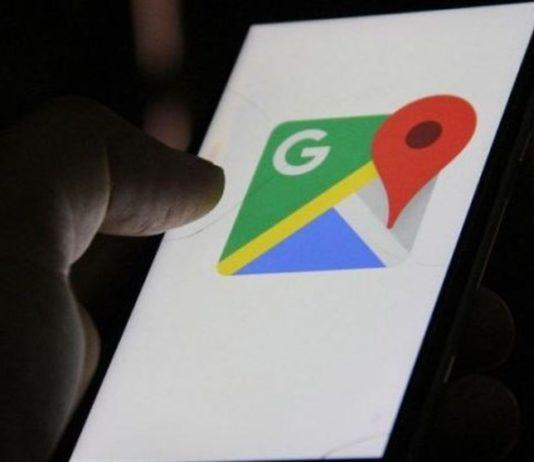 Google tracks location