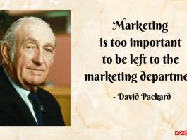 David Packard facts