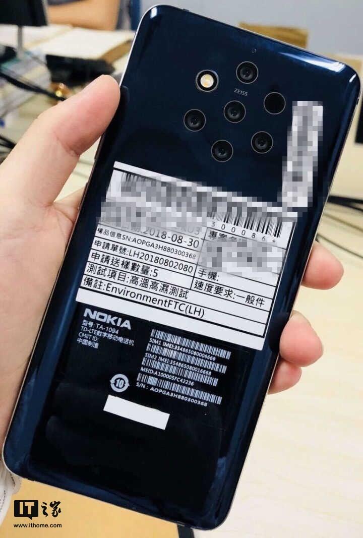 Nokia 5 camera smartphone