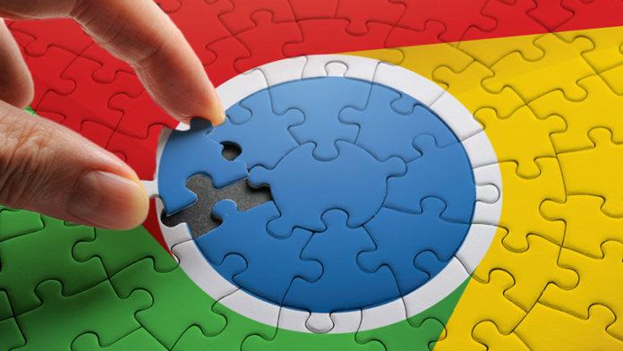 Google Chrome browser update