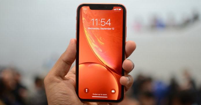 iPhone XR pre-order demand