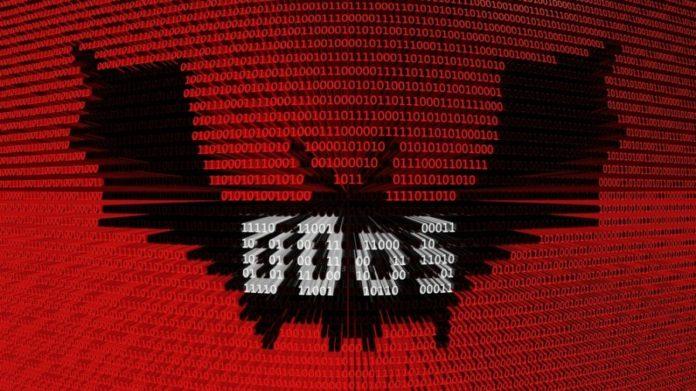number of DDoS attacks 2018