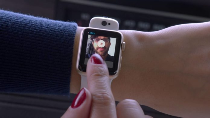 Apple Watch FaceTime Call