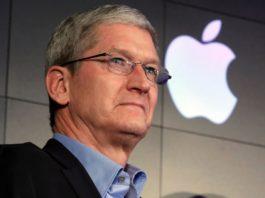 Tim Cook at Apple