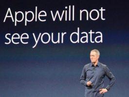 Apple apps recording your activities