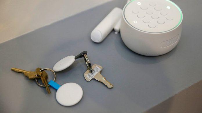 Google Nest hides microphone