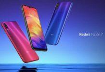 Xiaomi redmi note 7 India