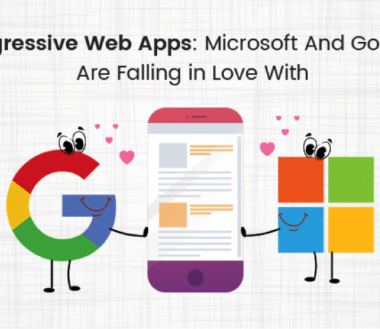 progressive web apps- Google vs Microsoft