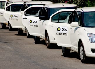 Ola Cabs Banned