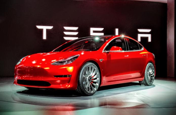 Tesla cars in India
