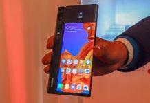 huawei foldabel phone
