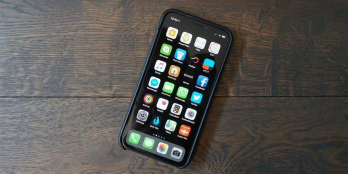 iPhone apps spying
