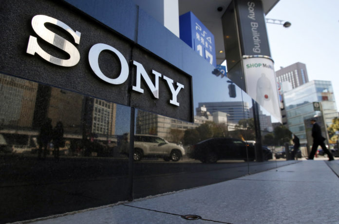 Sony investment in startups