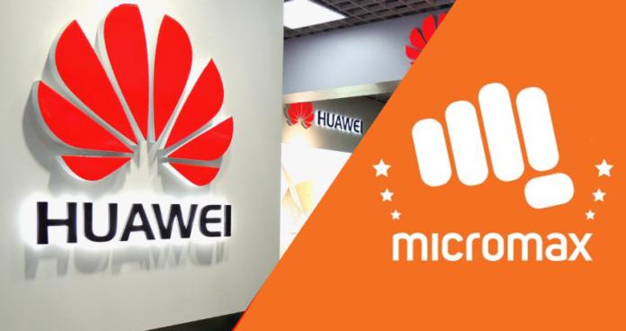 huawei Micromax partnership