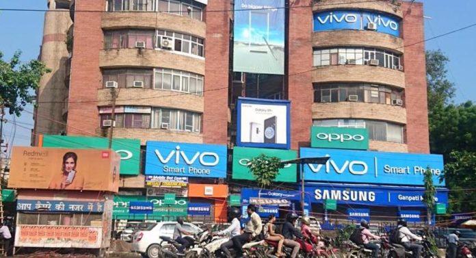 grey market india smartphone