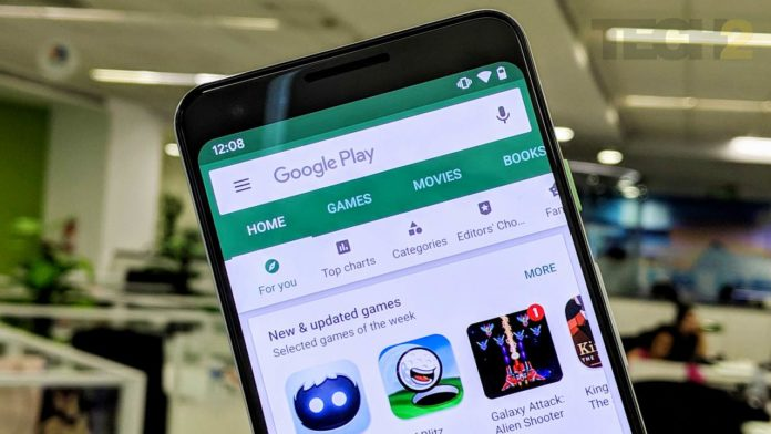 Google subscription service for premium apps and games