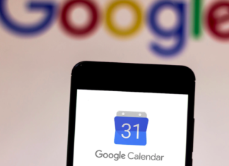 Google Calendar security breach