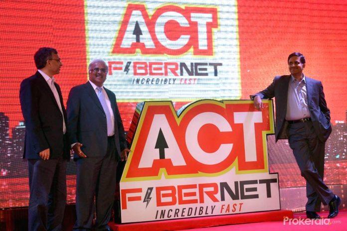 ACT Fibernet plans Bangalore