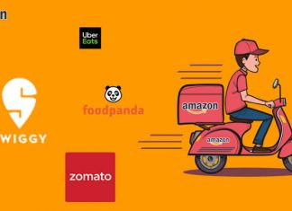 Amazon India Food Delivery Service