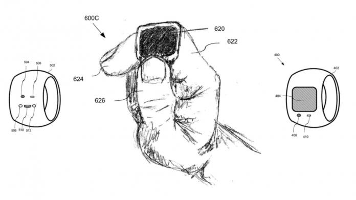 Apple Ring patent