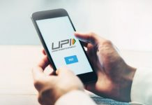 UPI transactions in March 2020