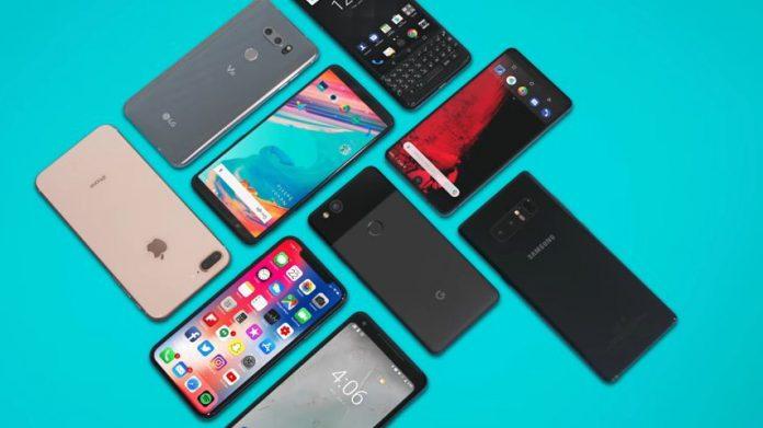 refurbished smartphone shipments