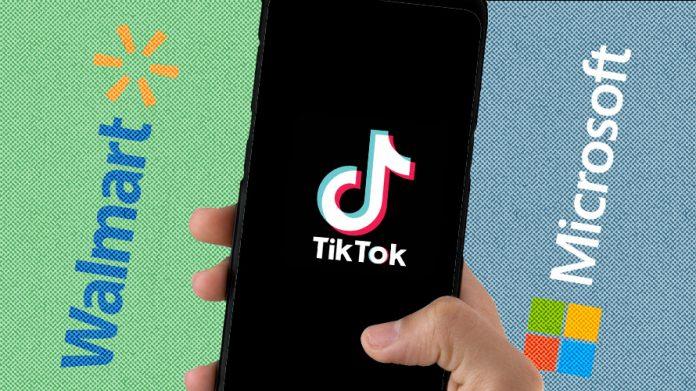 Walmart joins TikTok acquisition deal