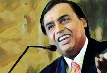 Mukesh Ambani Wealth