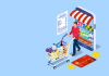 eGrocery market india 2020
