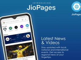 JioPages