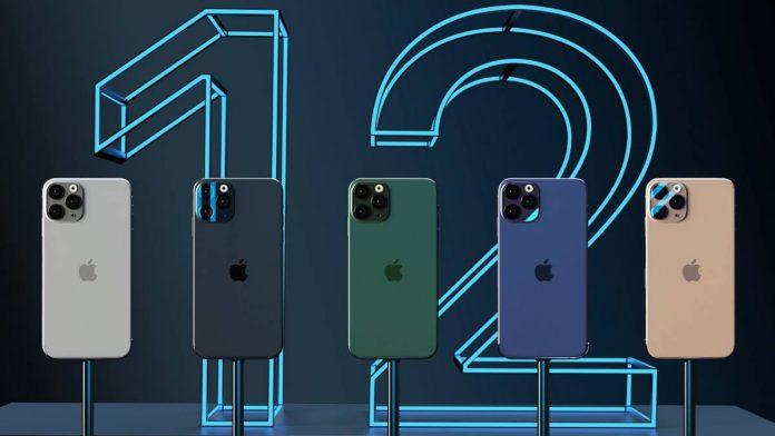 Sales of iPhone 12 Series