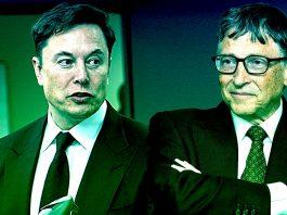 Elon Musk overtake Bill Gates