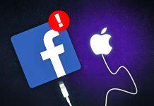 Apple Facebook privacy fued