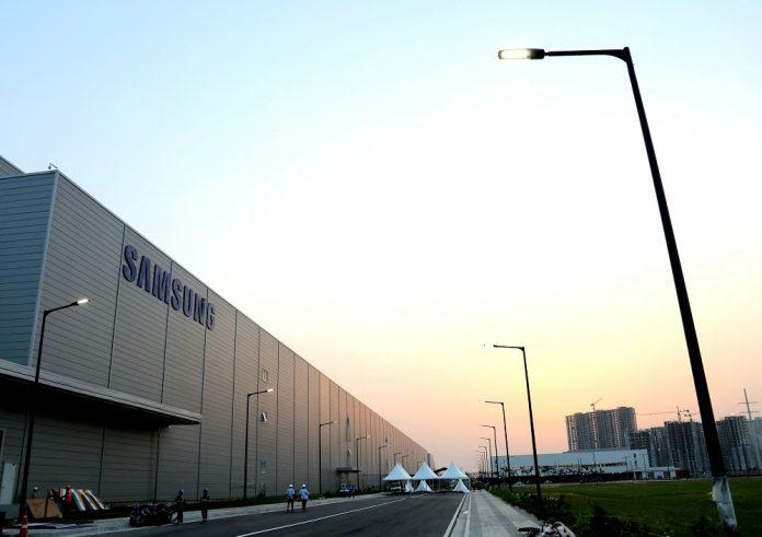 Samsung shifting from China to India