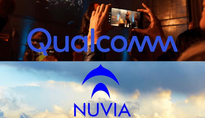 Qualcomm acquired NUVIA