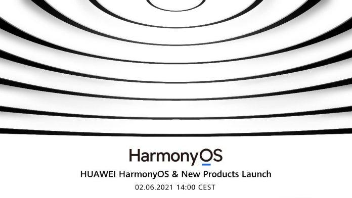Harmony OS launch