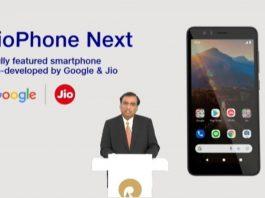 Price of JioPhone Next