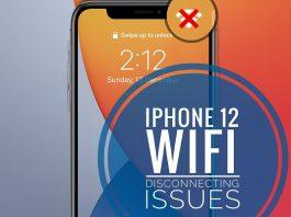 iPhone Wifi bug